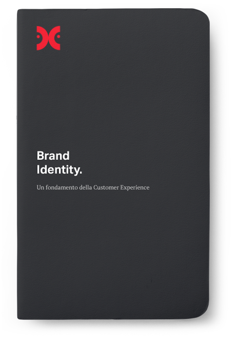 ebook brand identity un fondamento della customer experience domino